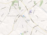 Bing Map - Westminster, MD